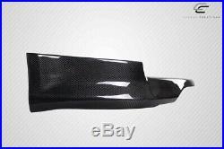 04-06 Acura TL Aspec Look Carbon Fiber Front Bumper Lip Body Kit! 115428