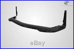08-18 Dodge Challenger Hellcat Carbon Fiber Front Bumper Lip Body Kit! 113986