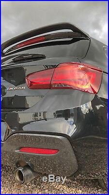 1 Series BMW Carbon Fibre Spoiler to fit 2013 + F20 M135i Trunk Boot Lid M140i