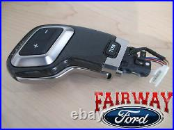 15 20 F-150 OEM Carbon Fiber RAPTOR Shifter Handle Fits All with Console Shift