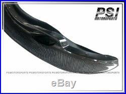 2008-2013 BMW E90 / E92 / E93 / M3 GT4 GT Style Carbon Fiber Front Bumper Lip