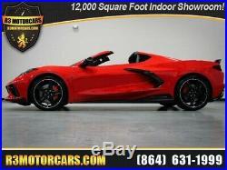 2020 CHEVROLET Corvette STINGRAY 3LT Z51