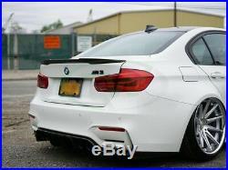 3 Series BMW M3 Carbon Fibre Spoiler to fit 2012 + F80 M3 Trunk Boot Lid F30