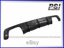 96-03 BMW E39 5-Series M5 Only 4Dr E-Type Carbon Fiber Rear Bumper Diffuser