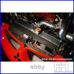 APR Carbon Fiber Radiator Cooling Plate For Mitsubishi Evolution Evo 8 9 VIII IX
