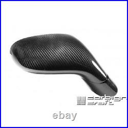 APR Carbon Fiber Replacement Side Mirrors Covers for 05-13 C6 Corvette & Z06