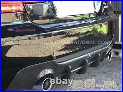 BMW Carbon Fiber DP Rear Bumper Diffuser for 08-13 E92 E93 Coupe Convertible