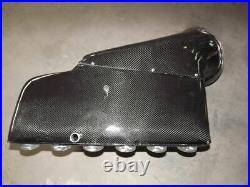 BMW E46 M3 CSL Style Large Volume Carbon Fiber Intake Airbox 3.2 S54 engines