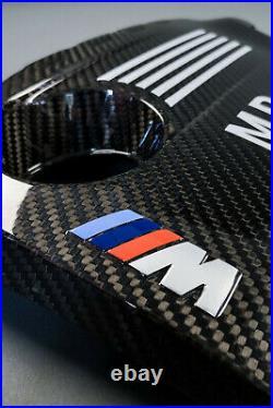 BMW M2 LCI M3 M4 Motorabdeckung Carbon M Performance Parts NEW