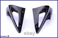 BMW R1100S R1100 S Turn Signal Corner Covers Fairings Carbon Fiber