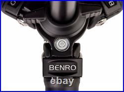 Benro Carbon Fibre Travel Tripod + Arca Ball Head #TSL08CN00 (UK Stock) BNIB