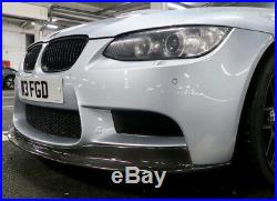 Bmw 3 Series E92 M3 Front Bumper Carbon Fibre Splitter Lip Spoiler Ak Y3377