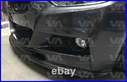 Bmw 3 Series M Sport F30 F31 Varis Carbon Fiber Front Lip Spoiler Splitter
