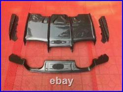 Bmw F82 M4 Carbon Fiber Front Lip Side Skirt Diffuser Gt Wing Spolier Body Kit