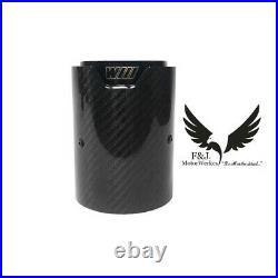 Bmw M Performance Carbon Fibre Exhaust Tips M2 M3 M4 M5 M6 Black Mpe X4