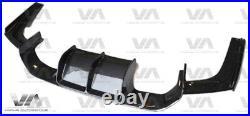 Bmw M3 M4 F80 F82 F83 Vrs Style Carbon Fiber Rear Diffuser