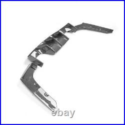 Bmw M3/m4 (f80 F82 F83) Carbon Fibre Diffuser V-style