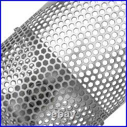 CKG Beach Sand Scoop Metal Detector Shovel Sifter Long Carbon Fiber Handle Pole