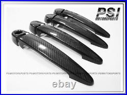 Carbon Fiber Door Handle Cover For BMW 2006-2011 320i 325i 328i 335i M3 E90 E91