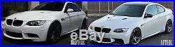 Carbon Fiber Front Bumper Lip Splitters Spoiler 2pcs For 08-2013 Bmw E90 E92 M3