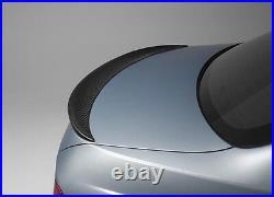 Carbon Fiber High Kick Trunk Spoiler BMW E92 Coupe 328i 335i M3 Wing Lip CF 2dr