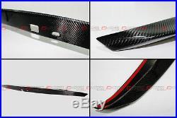 Carbon Fiber Jdm Style Rear Trunk Spoiler For 2009-2013 Infiniti G25 G37 Sedan
