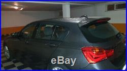 Carbon Fiber Rear Boot Roof Spoiler Lip for BMW F20 Hatchback 2012-2014
