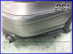 Carbon Fiber Rear Bumper Splitter For 2003-2006 Mercedes Benz W211 E55 E63 AMG