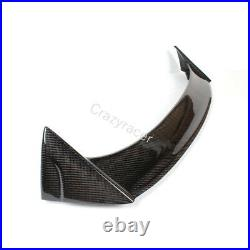 Carbon Fiber Rear Roof Spoiler Wing for VW Scirocco Non-R 2008-14 O Style