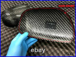 Carbon Fiber SIDE MIRROR COVER OVERLAYS FOR 01-05 LEXUS IS200 IS300 ALTEZZA