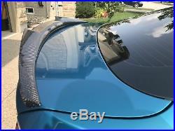 Carbon Fiber Spoiler Fit For BMW F36 4-Door Gran Coupe 4 Series 440i 435i 430i