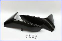 Carbon Fibre Front Bumper Splitters For Bmw F80 M3 20152017 / F82 M4 20142017