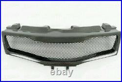 Carbon Fibre Grill Honda Civic 06 11 FN FK FN2 TYPE R KohlenstoKühlergrill