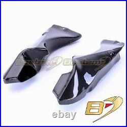 Ducati 748 916 996 998 100% Carbon Fiber Fibre Air Intake Tubes