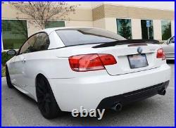 E93 BMW M3 Real Carbon Fibre Spoiler Convertible 335i 3 Series M Performance Cab