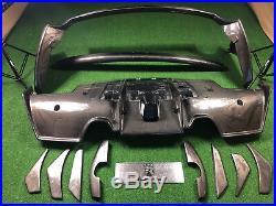 Ferrari488 MI Style Body Kit Full Carbon Fiber Front Rear Bumper SideSkirt Hood