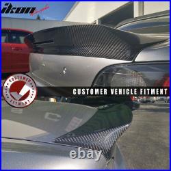 Fits 00-09 Honda S2000 AP1 AP2 Convertible TM style Carbon Fiber Trunk Spoiler