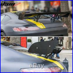 Fits 09-20 Nissan 370Z 57 Wide Carbon Fiber Trunk Spoiler Wing