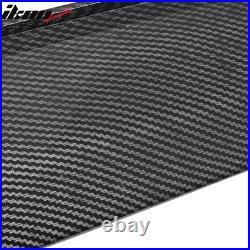 Fits 16-21 Chevrolet Camaro ZL1 Style Side Skirts Carbon Fiber Print