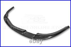 For 05-13 Corvette C6 Z06 EOS ZR1 Style Carbon Fiber Front Bumper Lip Splitter
