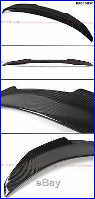 For 2007-13 Bmw E93 M3 Convertible Highkick Duckbill Carbon Fiber Trunk Spoiler