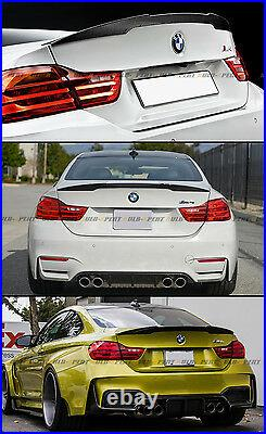 For 2015-2020 Bmw F82 M4 V Performance Style Carbon Fiber Trunk LID Spoiler Wing