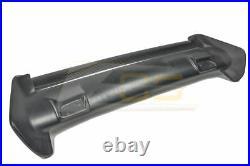 For 96-00 Honda Civic Hatch CARBON FIBER Rear Roof Wing Spoiler SEEKER V2 Style