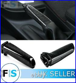 For Bmw Genuine Carbon Fibre Handbrake Cover Trim Replacement 1 3 4 X1 Gt Series