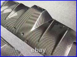 For Ferrari458 VC Style Carbon Fiber Front Lip Diffuser Side Skirt Body Kit