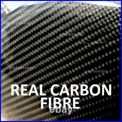 GMD Performance Carbon Fibre Mirror Covers L&R-Fits Golf Mk7 7.5 13-20 GTI GTD R