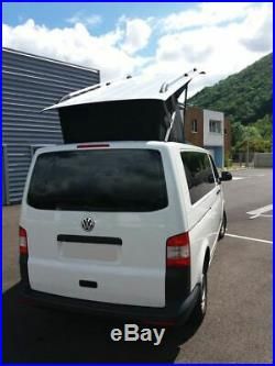 HILO SPORT VW T5 T6 SWB Pop-top Elevating Roof LOW PROFILE & added Carbon Fibre