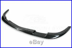 HYDRO CARBON FIBER ZR1 Style Front Bumper Lip Splitter For 05-13 Corvette C6 Z06