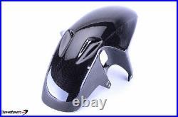 Honda CBR900 CBR954 VTR1000 RC51 100% Carbon Fiber Front Tire Fender Mudguard