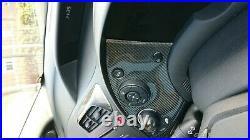 Honda Civic 2006-12 Genuine Carbon fibre Dashboard Covers FN2 FN FK